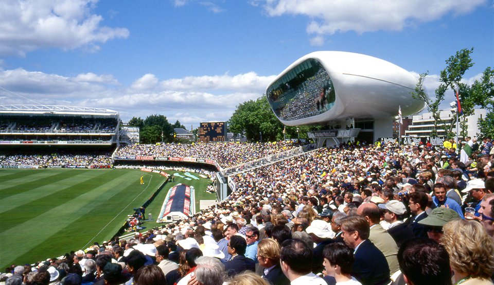Lord's Media Centre, image courtesy of AL_A.