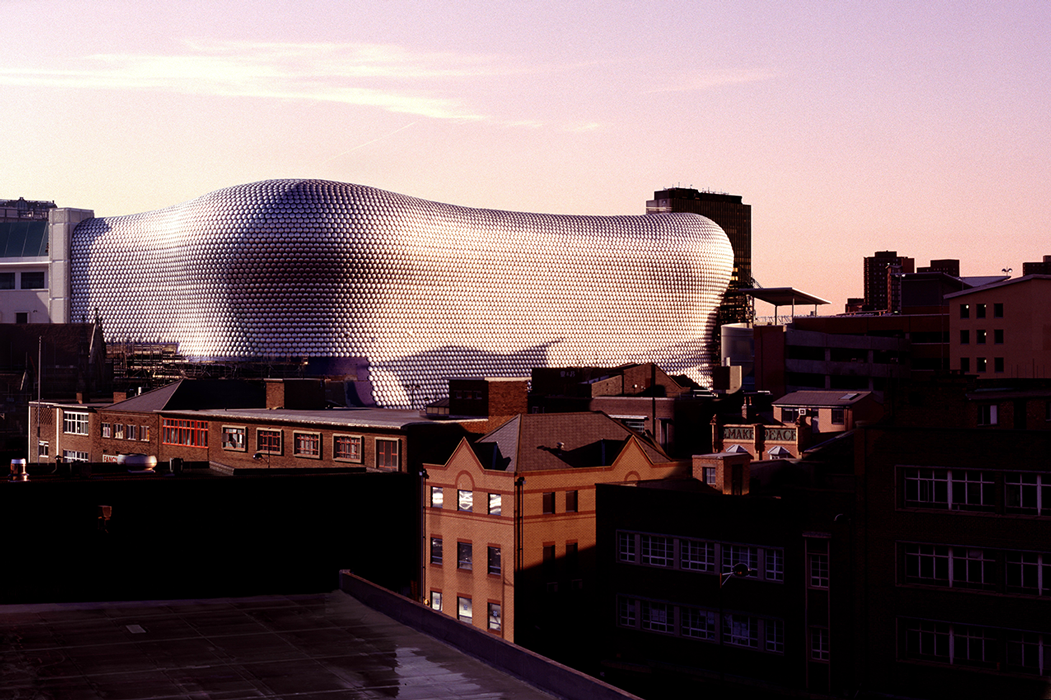 Selfridges, Birmingham. Photo by Norbert Schoerner.