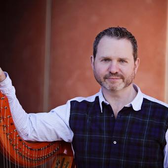 Marshall McGuire harp recital