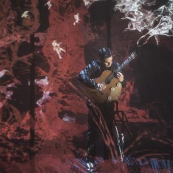 Mauricio Carrasco guitar performance