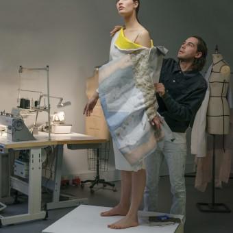 RMIT Master of Fashion (Design) 2015 graduate showcase
