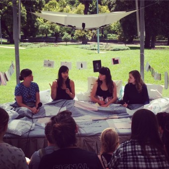 Signal Summer artist conversations
