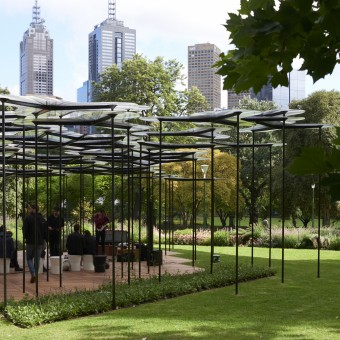 Melbourne's 21st-century urban frontier: qualities and challenges